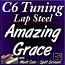 AMAZING GRACE - for C6 Lap Steel