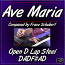 Ave Maria - For Open D Lap Steel