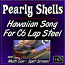 PEARLY SHELLS - Swinging Hawaiian Song for C6 Lap Steel
