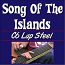 Song Of The Islands - For C6 Hawaiian Lap Steel