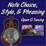 Note Choice, Phrasing, & Style - Open G - Dobro