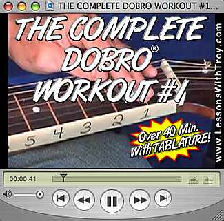 The Complete Dobro® Workout