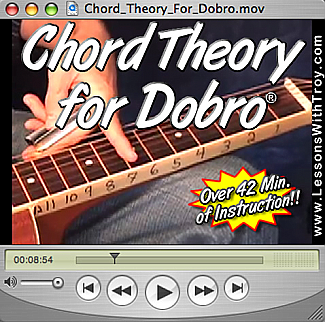 Chord Theory for Dobro®