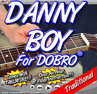 Danny Boy - for Dobro®