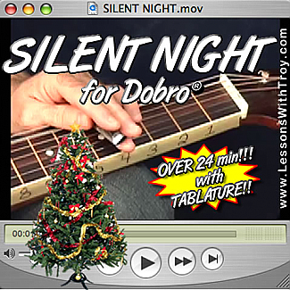 Silent Night - Christmas Music for Dobro®