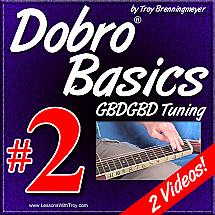 DOBRO® BASICS VOLUME #2