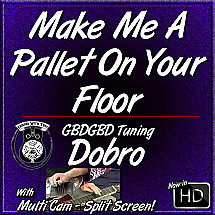 MAKE ME A PALLET ON YOUR FLOOR - Alternating Bass Song Lesson