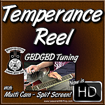 Temperance Reel - Song for Dobro®