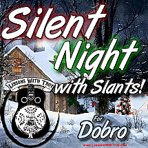 Silent Night - vers. 2 with Slants