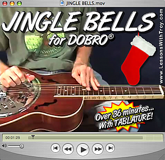 Jingle Bells - Christmas Music for Dobro®