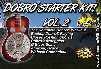 Dobro® Starter Kit Vol. 2