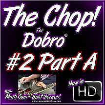 THE CHOP - #2 - PART A