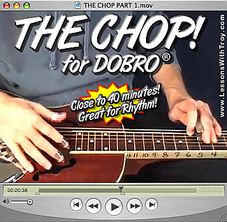 The Chop - #1 - Rhythm Playing for Dobro®