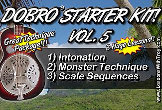 Dobro® Starter Kit Vol. 5
