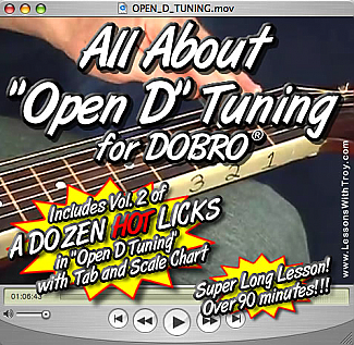 "All About Open D Tuning - ""PART 1"""