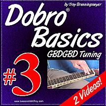 DOBRO® BASICS VOLUME #3