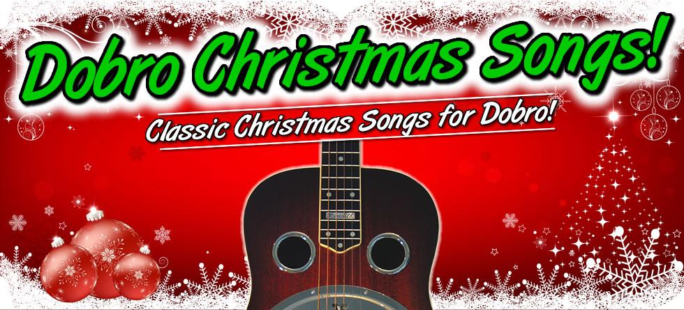 Christmas Songs For Dobro
