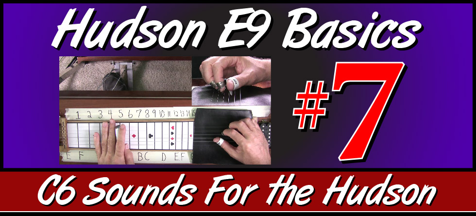 Hudson Basics #7 - C6 Sounds