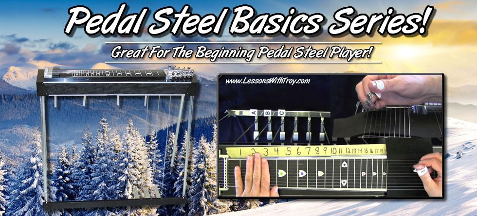 Pedal Steel Basics
