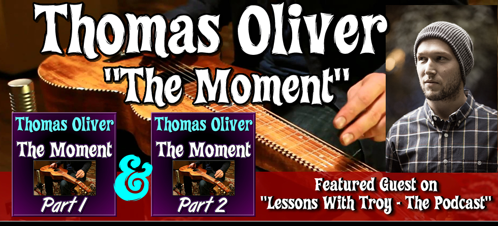 Thomas Oliver - Weissenborn - The Moment