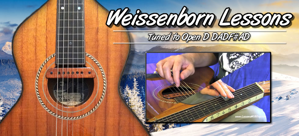 Weissenborn Lessons